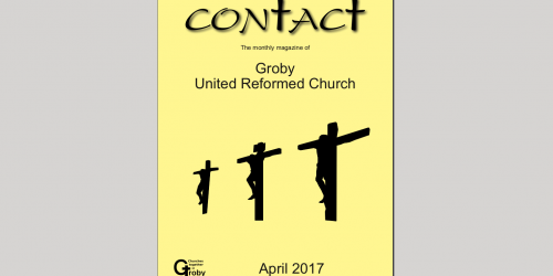 Newsletter (Contact) – April 2017
