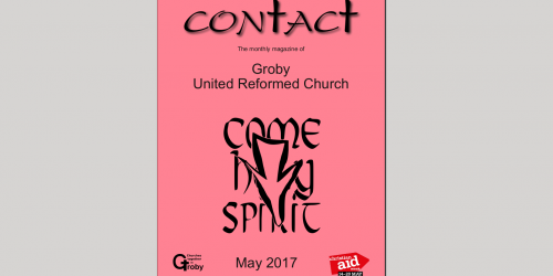 Newsletter (Contact) – May 2017