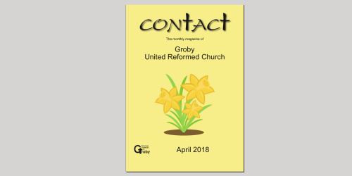 Newsletter (Contact) – April 2018