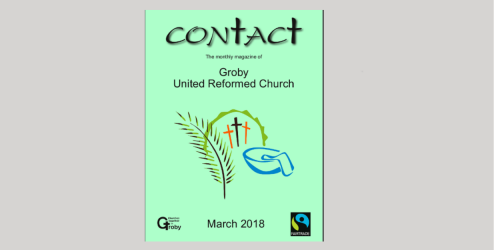Newsletter (Contact) – March 2018