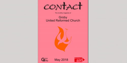 Newsletter (Contact) – May 2018