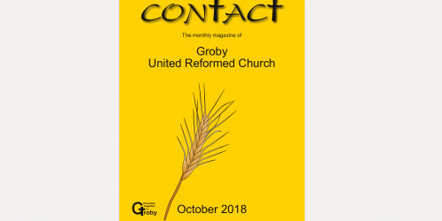Newsletter (Contact) – Oct 2018