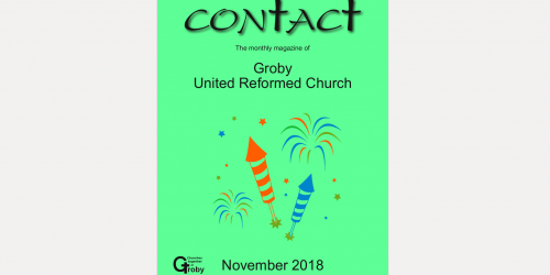 Newsletter (Contact) – Nov 2018