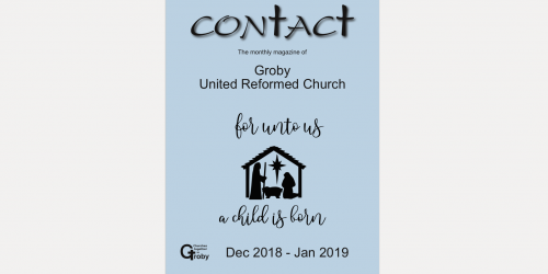 Newsletter (Contact) – Dec 2018 / Jan 2019
