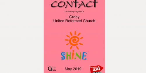 Newsletter (Contact) – May 2019