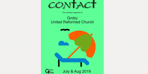 Newsletter (Contact) – July/Aug 2019