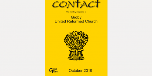 Newsletter (Contact) – October 2019