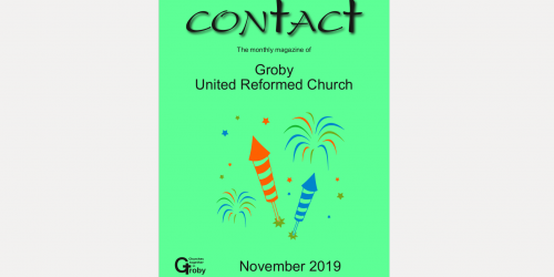 Newsletter (Contact) – November 2019