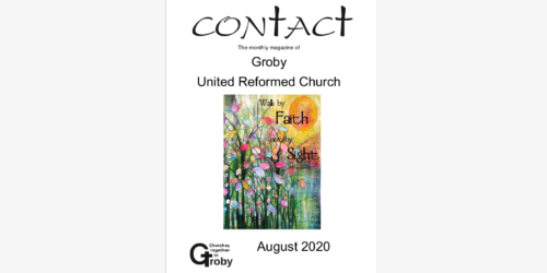 Newsletter (Contact) – August 2020