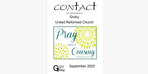 Newsletter (Contact) September 2020
