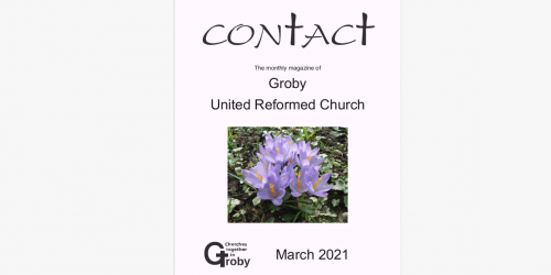 Newsletter (Contact) March 2021