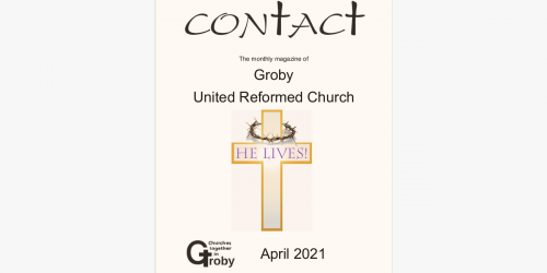 Newsletter (Contact) April 2021