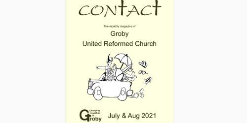 Newsletter (Contact) July & August 2021