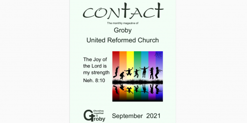Newsletter (Contact) September 2021